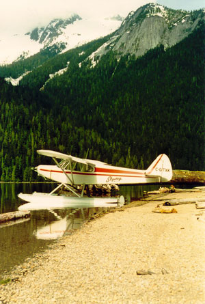 14. Super Cub - Chilliwack Lake