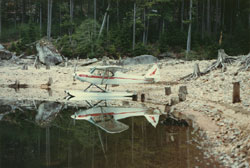 15a. Super Cub - Clowholm Lake - Reality