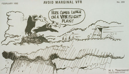 2. Avoid Marginal VFR