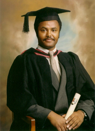 Dr. Ayalew Allan Kassa (July 6, 1956 - March 22, 2013)